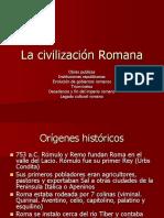 Roma Historia y Decadencia