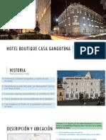 Exposicion Hotel Gangotena