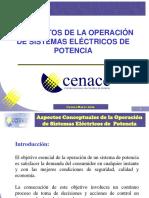7. Aspectos Conceptuales de La Operacion
