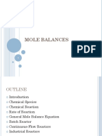 Rev Mole Balances 0