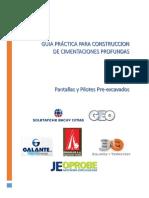 Guia Practica Para Construccion - Parte 3 Pantallas y Pilotes Pre-exc v0...