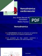 3 Hemodinámica Cardiovascular