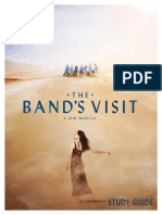 The Band's Visit Study Guide