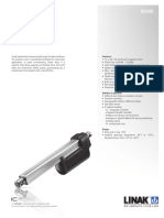 Linear Actuator LA37 Data Sheet Engpdf