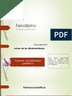 Felodipino