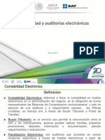 Contabilidad y Auditoría Electrónica