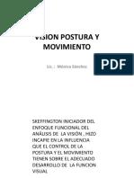 Vision Postura y Movimiento