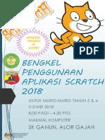 Poster Bengkel Scratch Sk Ganun