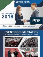 Proposal Indonesia Career Expo & Campus Jobfair Semester II 2018  - Farid