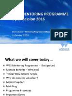 Presentation Remote Open Information Session - 2016 Web Copy