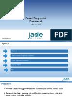 Career Progression 2014