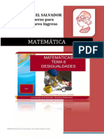 Matemática Tema 8 Desigualdades Versión pdf.pdf