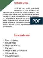 6 ULS 2017-2 Estructura Del Artículo Crítico
