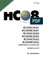 M68HC11Ref Manual