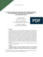 Analisis Funcional Un Estudio de Caso (1)
