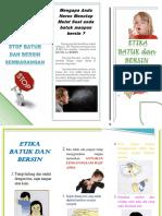 367556513 Leaflet Etika Batuk Dan Bersin Docx