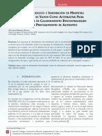 Desarrollo Tecnologico e Innovacion de Marmitas