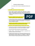 Funciones Del Gerente Financiero