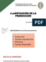 Clase 2- Capacidad de Produccion
