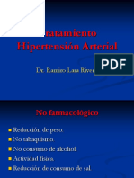 Tratamiento de La Hipertensión Arterial