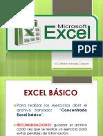 Clase Excel Básico