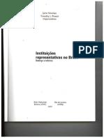 2007 Nicolau, Jairo - O Sistema Eleitoral de Lista Aberta No Brasil - Nicolau e Power - Instituicoes Representativas No Brasil, Balanc