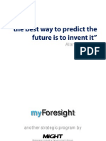 Foresight Introduction Presentation