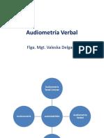 Audiometría Verbal