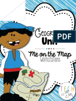 geography unit me on the map