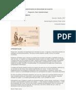 A Constituição Da Realidade No Sujeito - Marcos Bulcão