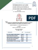 Zonas Francas y Depositos Para Perfeccionamiento Activo o Admision Temporal Para Perfeccionamiento Activo