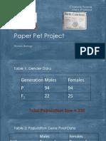 paper pet project
