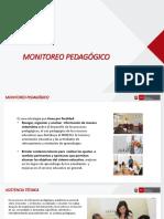 Monitoreo pedagogico V1
