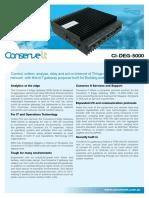 C08.ConserveIt DataA4 CIDEG5000