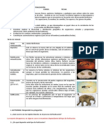 Clase 1 Guía Fósiles - Ejemplar