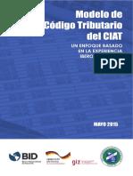 FMM Modelo de Codigo Tributario