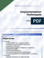 16 Implementation Techniques