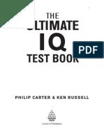 Intelligence Test Book Pdf