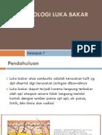 Patofisiologi Luka Bakar
