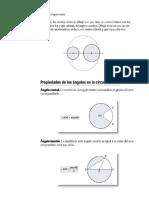 Angulo Inscrito en Circunferencia