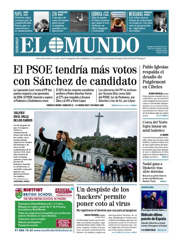 El Mundo  14-05-17  a2224c5defa