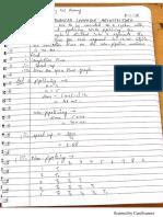ACA Class Notes