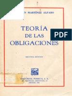 JOAQUÍN MARTÍNEZ ALFARO TEORÍA DE LAS OBLIGACIONES 2a EDICIÓN.pdf