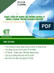 20130116-4 Actual Application of Energy Management in Enterprises VIE