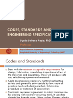 5. ChE 407 - Codes and Standards-April 2017