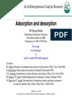 Wolfgang Ranke Adsorption 081128
