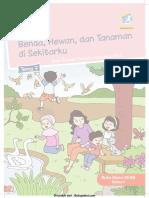Buku Siswa Kelas 1 Tema 7 Revisi 2017