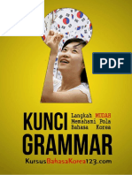 Kunci Grammar KBK123