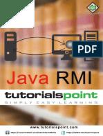 Java Rmi Tutorial