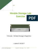VMware Integration Lab_09182017